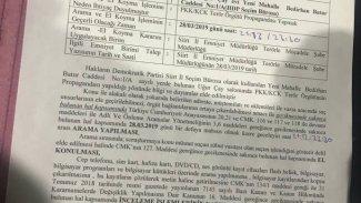 HDP bürosuna televizyon baskını