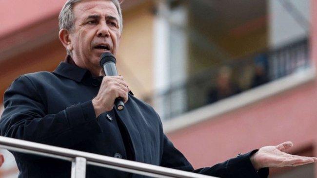 Mansur Yavaş'tan Erdoğan'a: 'Belediye başkanını da tayin edin!'