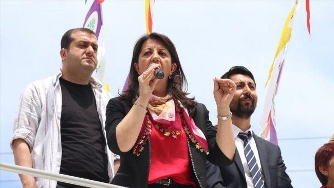 Pervin Buldan: Bizden korkuyorlar!