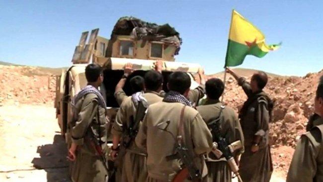 Irak Ordusu'nun, PKK'den Şengal talepleri