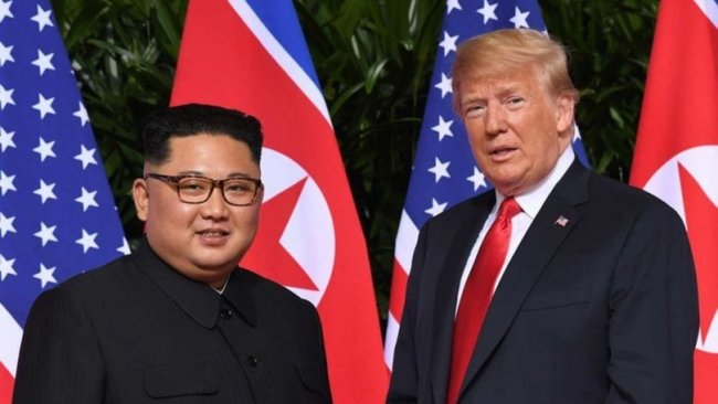Trump'tan Kuzey Kore'ye nükleer teklif