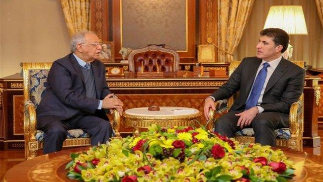 Başbakan Barzani'den güç birliği vurgusu