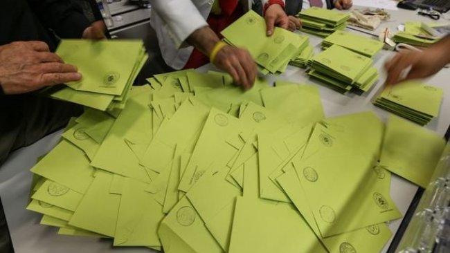 Türkiye ve Kürt illerinde oy sayımı başladı