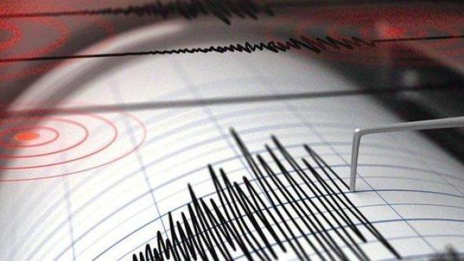 Kürdistan'da 3.2 şiddetinde deprem