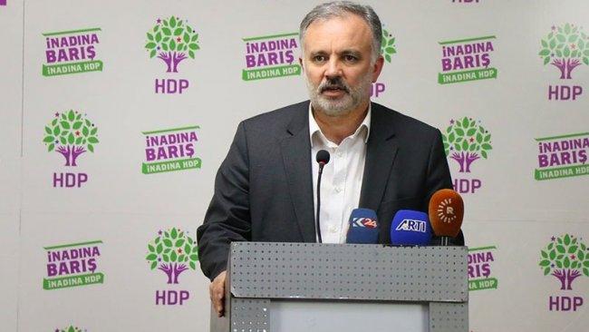 Ayhan Bilgen: HDP özeleştiri verecek