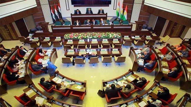Kürdistan Parlamentosu oturumu başladı