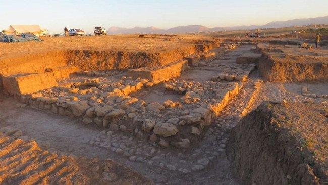 Kürdistan'da 4.000 yıllık keşif