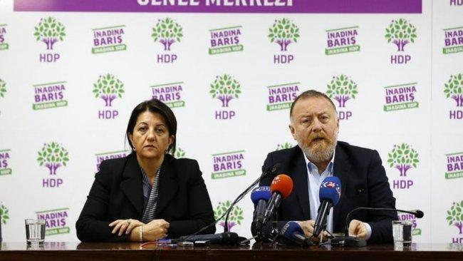 HDP'den YSK'ye: Çifte standarta derhal son verilsin