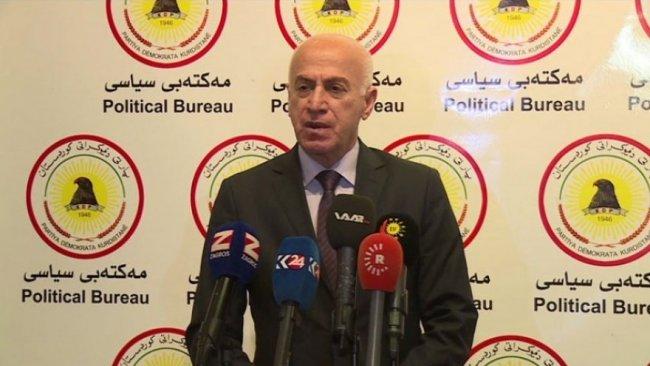 KDP Sözcüsü: Kürdistan Bölgesi'nde siyasi partiler üç ayrı şekilde konumlandı