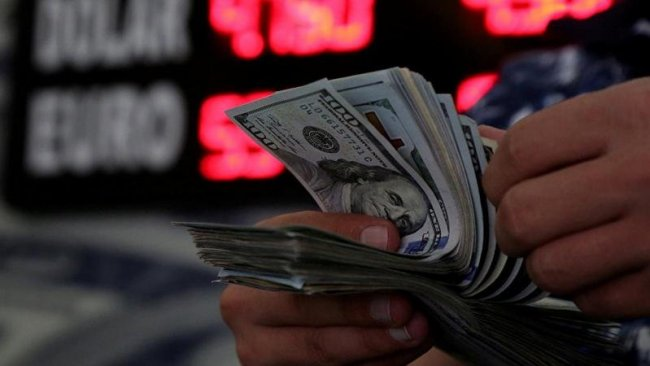 Reuters'tan dolar anketi