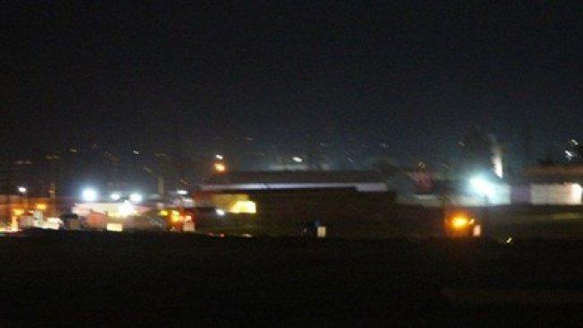 ABD'den Kamışlo'ya 300 araçlık konvoy