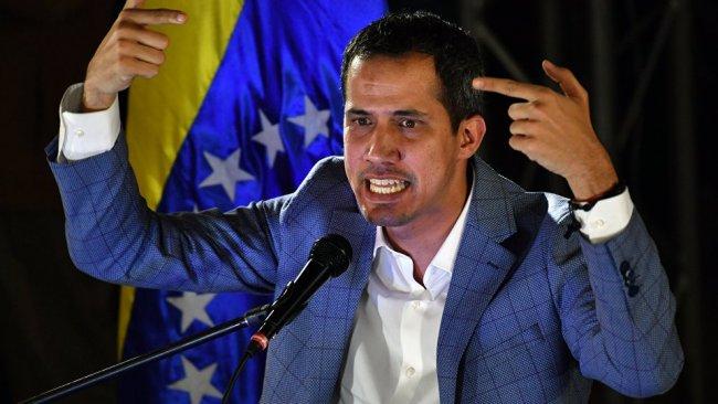 ABD'li yetkili: Guaido'nun tutuklanması Maduro'nun son hatası olur
