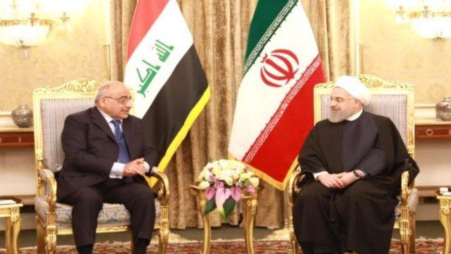 Irak Başbakanı Abdülmehdi, Tahran'da