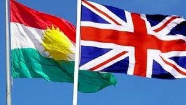 Kürdistan'dan bir heyet İngiltere'ye gidiyor