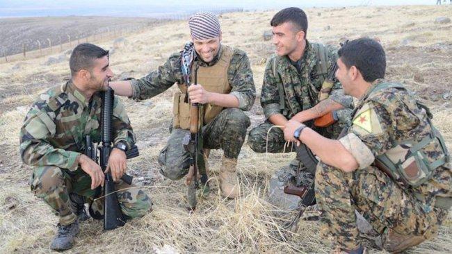 Rojava Yönetimi'nden 'Zorunlu Askerlik' açıklaması