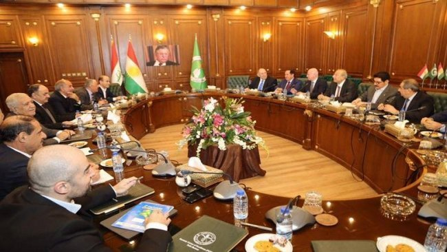 YNK, KDP ile yapılan anlaşmayı onayladı