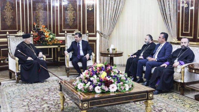 Mesrur Barzani: Kürdistan her zaman kardeşliğin merkezi olacaktır