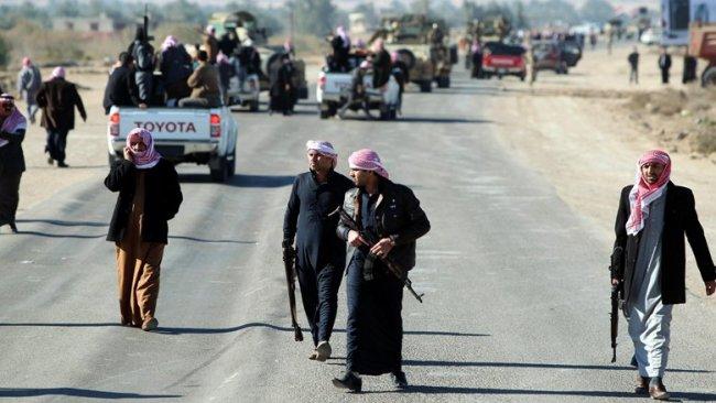 Musul'da yeni bir silahlı güç kuruluyor