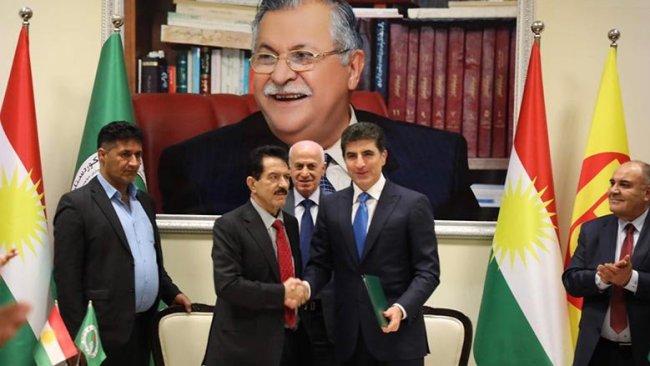 YNK Meclisi'nden KDP'yle anlaşmaya onay
