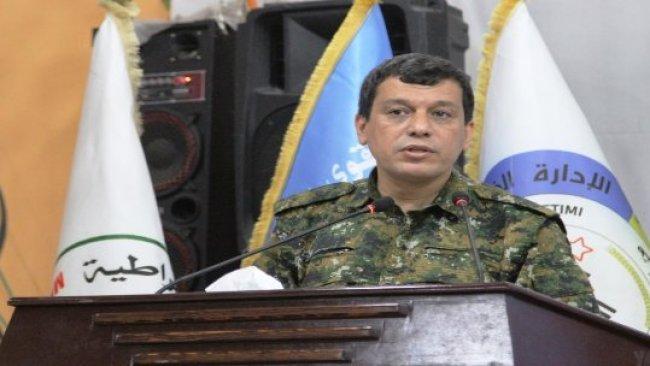 DSG Genel Komutanı: Türkiye ile diyaloğa hazırız