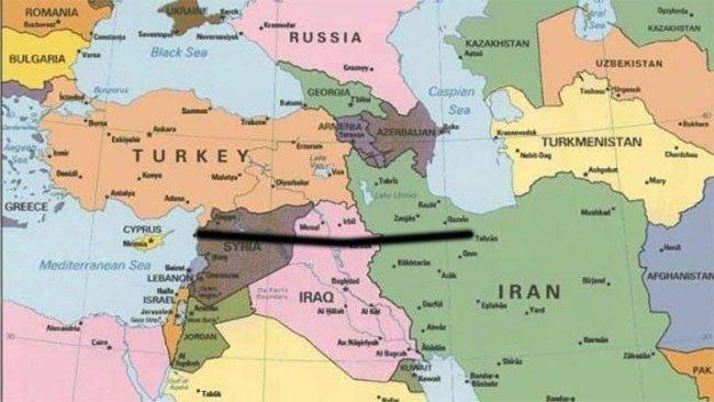 İran'ın Ortadoğu ve Akdeniz projesi