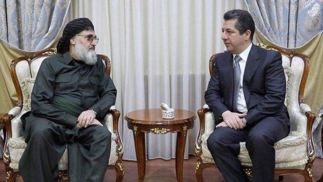 Mesrur Barzani'den siyasi birlik vurgusu