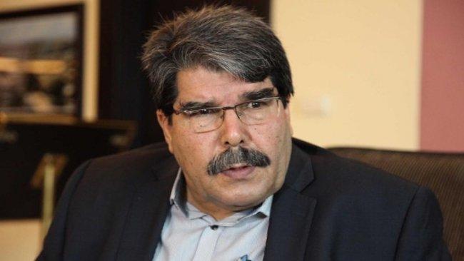 Salih Müslim: Türkiye'nin Esad'la masaya oturması Kürt sorununa bağlı
