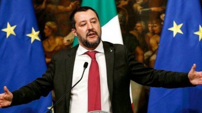 Salvini: Türkiye'nin AB'ye üyelik süreci tamamen durdurulmalı