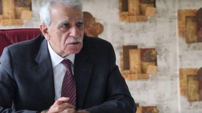 AKParti'nin itirazı nedeniyle Ahmet Türk'ün mazbatası verilmiyor