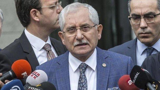 YSK Başkanı'ndan İstanbul Seçimi açıklaması