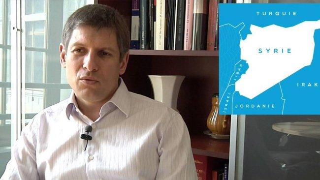 Fabrice Balanche: Suriye Kürtleri'ni çok zor bir süreç bekliyor