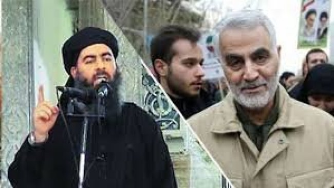 Kasım Süleymani, IŞİD lideri Bağdadi kategorisine alındı