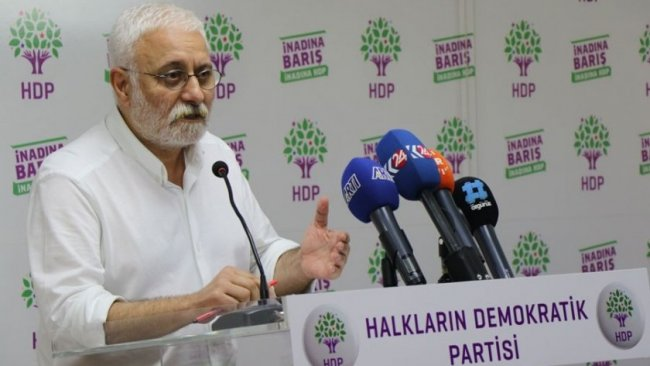 HDP: YSK, kayyum atayıcı oldu