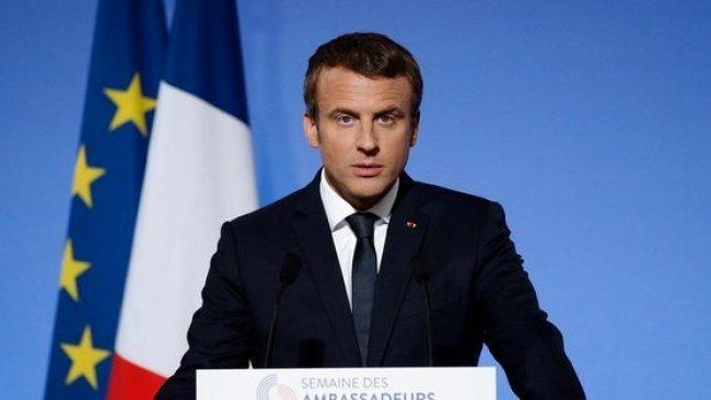 Macron 'Ermeni soykırımı' kararını imzaladı