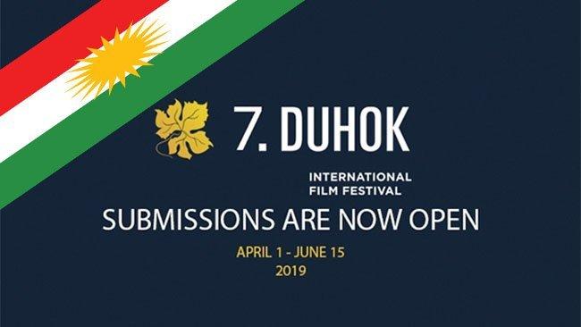 7. Duhok Uluslararası Film Festivali'ne başvurular başladı