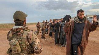 DSG, 200 IŞİD mensubunu Irak'a teslim etti