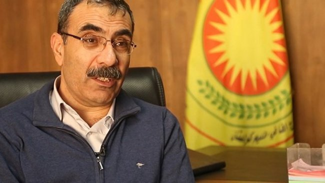 Aldar Xelil'den IŞİD mahkemesi çağrısı