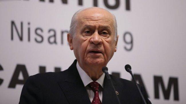 Bahçeli: İstanbul'da seçimlerin yenilenmesi en mantıklı yoldur