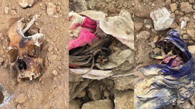Enfal kurbanı Kürtlere ait mezarlar Kürdistan'a taşınacak