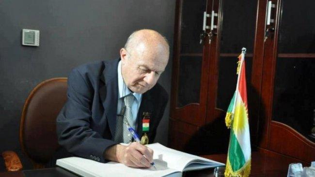 İsmail Beşikçi: Kürdistan'a gelen uçakta Kürtçe konuşulmuyor