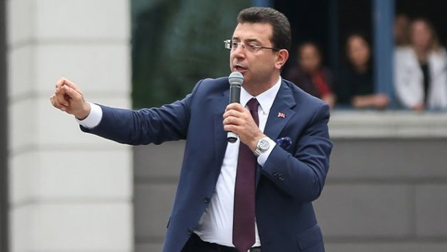 İmamoğlu: Kürt kardeşim de Türk kardeşim de bu toplumun teminatıdır