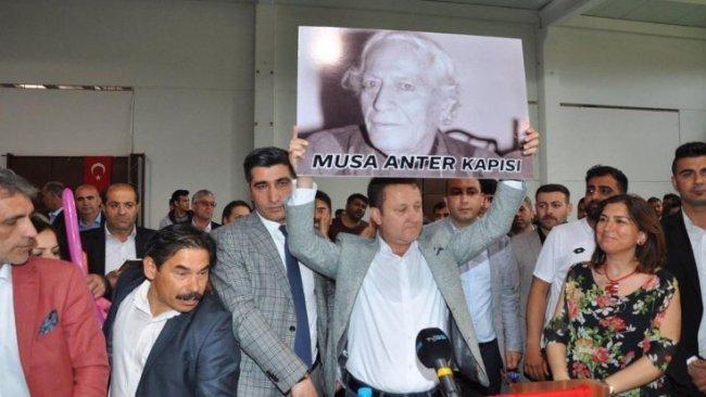 İzmir'de Musa Anter ve Deniz Gezmiş kapısı açıldı