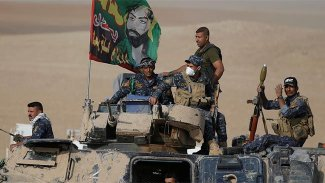 Musul'da Haşdi Şabi ve Irak polisi çatıştı!