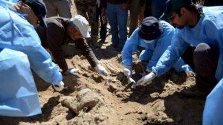 Saddam döneminde katledilen Kürtlere ait toplu mezar bulundu