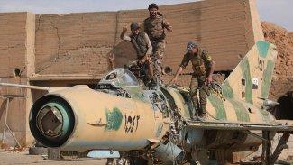 YPG, Esad'ın eski uçaklarını Kürdistan Bölgesi'ne taşıyor
