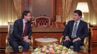 Başbakan Barzani: Çekya ile ilişkilerimiz her alanda geliştirilmeli