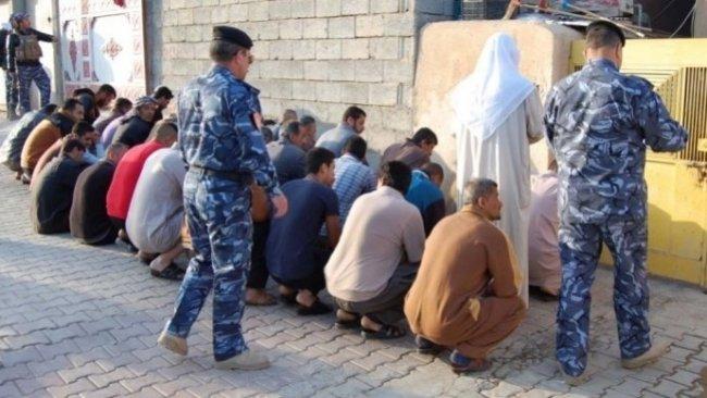 DSG'nin teslim ettiği 900 IŞİD'linin yargılanma süreci başladı