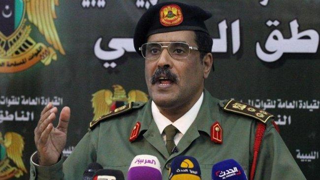 Libya'dan Türkiye'ye suçlama