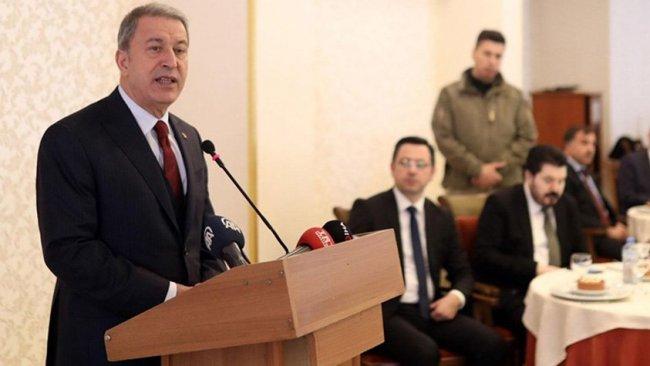 Savunma Bakanı Akar'dan S-400 krizi ve Güvenli Bölge açıklaması