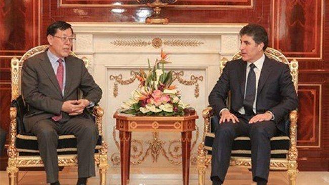 Çin'den Başbakan Barzani'ye davet